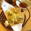 喜仙 - 料理写真:ふきのとうの天麩羅。