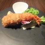 えびマリアージュきっちん - 【限定15食】海老味噌を仕込んだ大海老フライ 食べてのお楽しみ