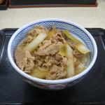 吉野家 - 「牛丼(並)」です。
