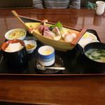 海鮮問屋 太へい洋 - 海鮮問屋 太へい洋(さしみ定食)