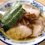 手延ラーメン飛竜 - チャーシューメン 2014年3月