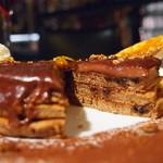 ココノマ シーズン ダイニング - チョコレートパンケーキ