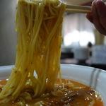 大連 - 上海風タンタン麺(中辛) 850円