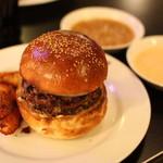 エーエス クラシックス ダイナー - 2014年3月マンスリー「French Dip Burger」