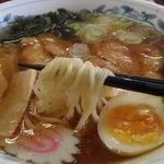 小西食堂 - 料理写真:スタミナラーメン\800(Tax5%)