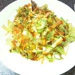 焼肉 まんぷく家 - 韓国風サラダ