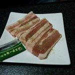 焼肉 まんぷく家 - 豚バラ