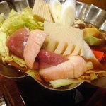 2475897 - 鴨の冶部煮風鍋(使用前)