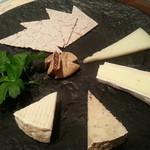 タイーム - 2014・2・3 チーズ盛り