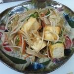 南来実 - 豆腐チャンプルー