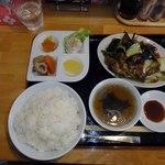 中華食堂 万華 -