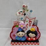 シャ・ノワール - 桃の節句Gift(平成26年3月購入)