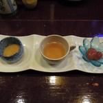 アジト - 酢ダレ(3通り)