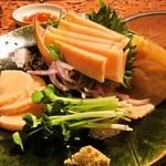 浜田山新鮮組 - 筍の刺身