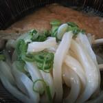 讃岐うどん おおまえ - 麺 アップ
