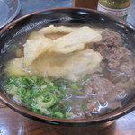 うどん平 - 肉・ごぼううどん