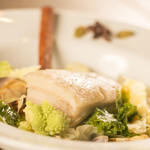 ドクトルカルネ - 塩豚とアサリ・野菜の優しい煮込み 八角・シナモン・カルダモン 1,200円