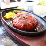 北里バラン - 阿蘇黒豚ハンバーグ(200g)