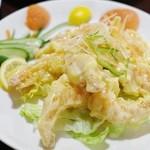 口福飯店 - 車海老のマヨネーズ和え