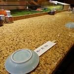和泉鮨 - カウンター