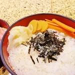 和泉鮨 - ご飯