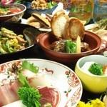 味峯 - JR西大路◆歓送迎会にも◎沖縄料理を堪能コース[飲放付]4500円!