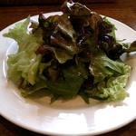 カフェ プース - Cafe Pousse @中板橋 ランチに付くサラダ