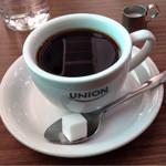 ユニオン - ブレンドコーヒー ¥350