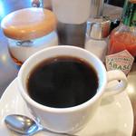 珈琲 伊藤 - たっぷりの美味しいコーヒーが付きます。