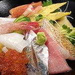かなざわ舞紋屋 - 舞紋丼 1800円+税
