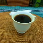 cafeロジウラのマタハリ春光乍洩 - コーヒー
