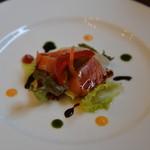 ブイヨン - 料理写真:オードブルサラダ
