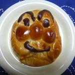 パン工房ルチア - アンパンマンパン   ¥136-