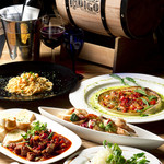 Restaurant & Bar INDIGO - 料理写真:飲み放題付きのスペシャルコースあります