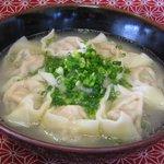 上海わんたん・食彩厨房 - 料理写真:上海わんたん 【海老 ・ 椎茸 ・ ミックス】