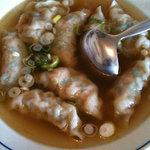 Minsei - 水餃子