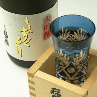 1673年創業、鳥取老舗酒蔵の店―ぜひ日本酒をご堪能下さい!