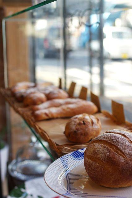 リエート - 店頭ではパンを販売してます