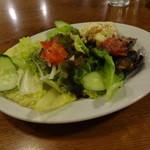 サラサ3 - セットのサラダ