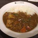 CoCo壱番屋 - グランドマザーカレー(14-03)