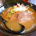 らぁ麺 はせ川 - らぁめん【並】650円