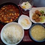 24772022 - ランチ:四川麻婆豆腐セット