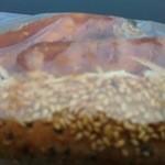 24775066 - 鶏の味噌カツサンド