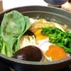 なでしこ屋 - 料理写真:鍋焼きうどん
