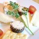 零 - チーズ&サラミ