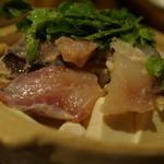 目太間 - あんこう鍋