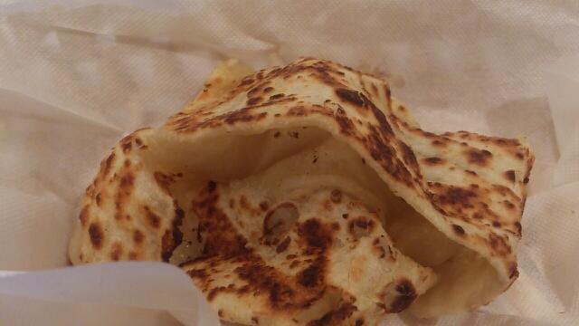 スリランカ料理 ラサハラ - ロティ