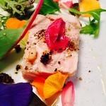 入 - 豚肉のコラーゲンパテ