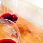 入 - 赤ワイン