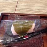 24779138 - 桜餅
